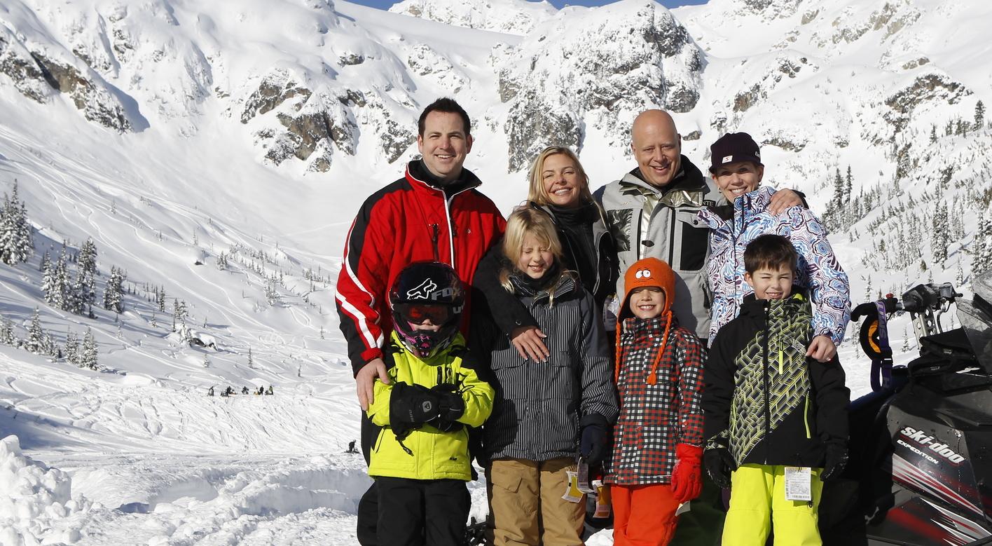 Fun for the whole family FAMILY TOUR