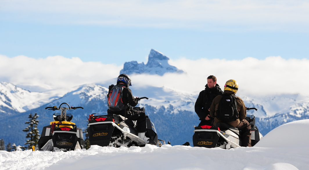 Supercharge your Whistler getaway PRIVATE TOUR